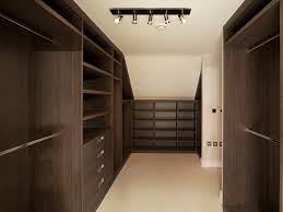 walking wardrobe walnut